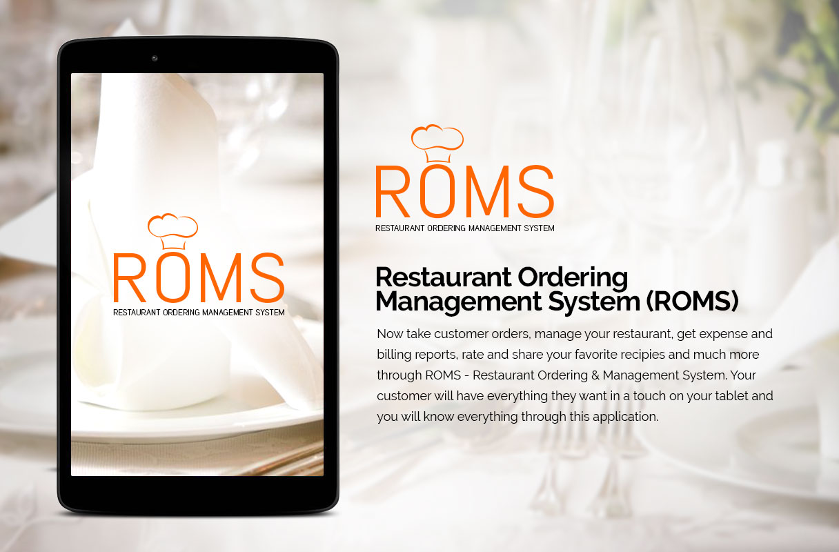 restaurants android app