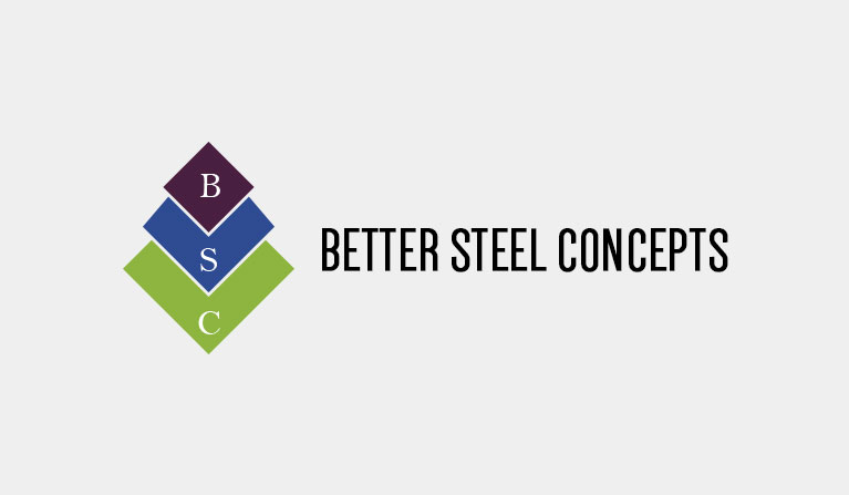 steels company website template